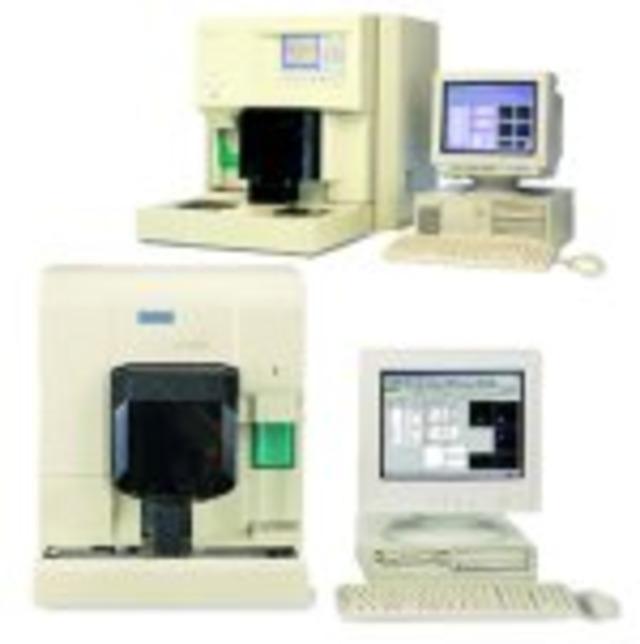 Hematology analyzers