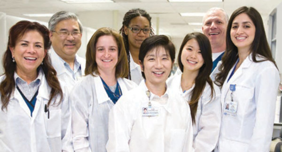 2018 Lab of the Year: St  Luke's Health System's Core Laboratory