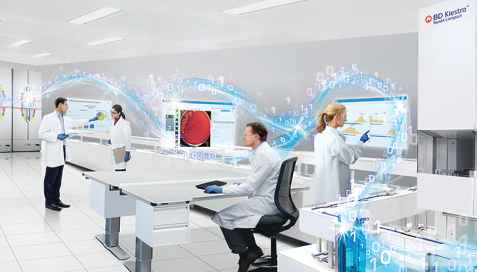 Miraculous Automation Enables The Future Of Clinical Microbiology Gmtry Best Dining Table And Chair Ideas Images Gmtryco